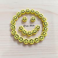 Manik smile Y | manik manik bahan aksesoris kalung gelang handmade