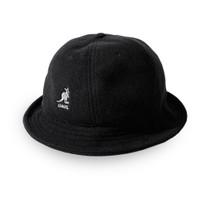 Kangol Casual Bucket Hat - Black