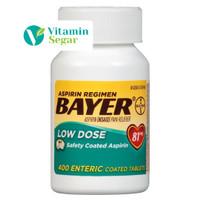 Bayer | Aspirin, 81 mg - 400 Coated Tablets