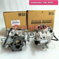 Carburator assy kijang 5k/kf40 karburator kijang 5k kf40