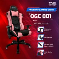 OGC001 - Kursi Gaming Avery
