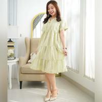 Valen Dress Beatrice Clothing - Midi Dress Wanita