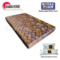 Kasur Royal Foam Rebounded Vario Orthopedic Single Size 90 x 200