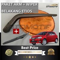 ARM WIPER BELAKANG ETIOS / GAGANG WIPER BELAKANG TOYOTA ETIOS VALCO