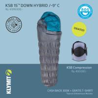 Klymit KSB 15 DOWN HYBRID SLEEPING BAG