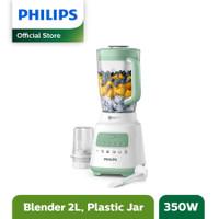 Philips Blender 5000 Series Plastik 2L HR2221/30 - Hijau