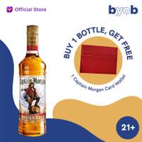 Captain Morgan Original Spiced Gold Rum - 750ml