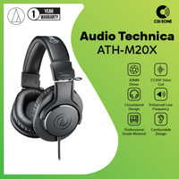 Audio Technica ATH-M20X Professional Monitor Headphone