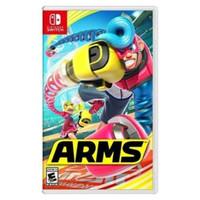 Nintendo Switch Game Arms / Arm USA / English