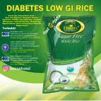 Sugar Free White Rice Organik HOTEL 2kg