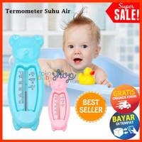 Termometer Suhu Air Mandi Bayi Thermometer Pengukur Air Panas COD