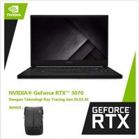 MSI GS66 Stealth 10UG GeForce RTX™ 3070 - i7 10870H 32GB 1TBssd W10