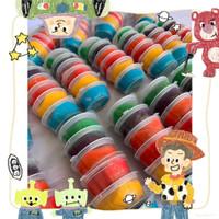 Playdough Homemade Non Toxic Playset
