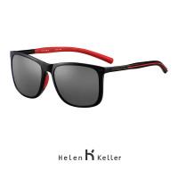 HELEN KELLER Kacamata Hitam Pria Anti UV-Polarized - H8543P33/H8543P36 - Hitam