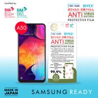 Rikeguard Rivex Protective Film Antivirus Antibacteria Samsung A50