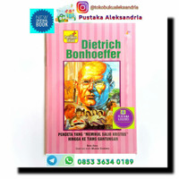 DIETRICH BONHOEFFER Seri Pahlawan Iman buku biografi tokoh pengetahuan