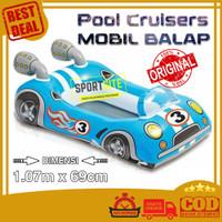 Intex Pool Cruisers Mobil Balap. Ban Perahu Pelampung Renang Anak