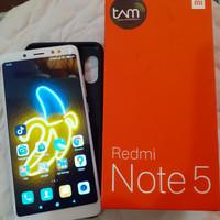 hp Xiaomi Xiomi Redmi Note 5 Ram 3/32