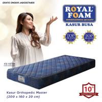 Kasur Orthopedic Royal Foam Master 160 x 200