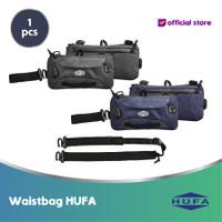 Waist Bag Tas Selempang HUFA Sepeda Multifungsi