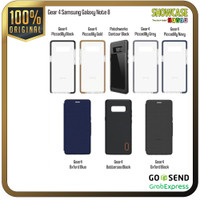 Gear4 Samsung Note 8 Softcase Anti Crack Military Slim Armor Tough