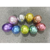 Balon chrome 5 inch mini