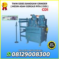 Mesin Asah Gergaji Pita 2 sisi Twin Sides Bandasaw Grinder AKS - CD1