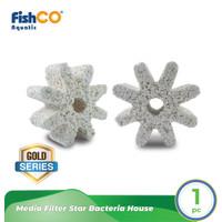 Media Filter Aquarium Star Bacteria House Rumah Bakteri Bintang