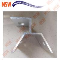 Solar PV Roof Mounting Clamp Braket / atap gelombang model 373