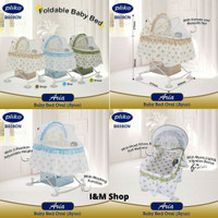 Pliko Bassinet Oval 608 Box Bayi - ayunan bayi