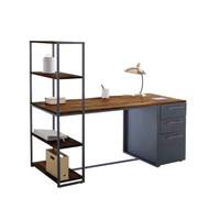 VERK - Desk / Meja Kerja, Meja Kantor, Meja Belajar | XIONCO - Laci