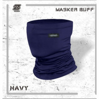 Masker Buff / Masker Multi Fungsi / Masker Pengendara Motor - Navy