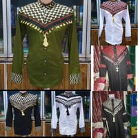 baju Koko sorban terbaru berkualitas seragam pengajian hadroh majelis
