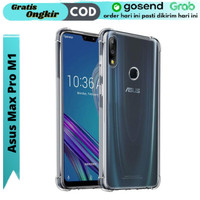 Case Asus Zenfone Max Pro M1 ZB601KL Softcase Anti Crack