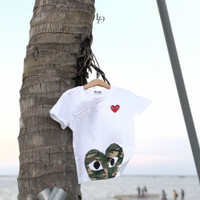 Baju Kaos Anak Bayi CDG