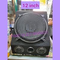 Speaker Curve Fullrange 12 inch + Box + Tweeter (Vokal)