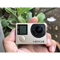 GoPro Hero 4 Silver Full Asesoris