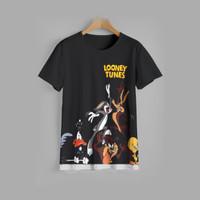 kaos anak looney tunes V3 baju anak looney tunes V3 (1-12 tahun) - 1-2 tahun