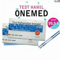 Tes hamil onemed / Tes pack / test Pack / tespek ONEMED