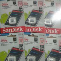 Microsd sandisk 128gb Micro SD San disk 128 gb 100MB/s original 100%