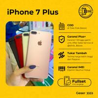IPhone 7 Plus 128 GB - FULLSET - 7Plus 128GB - Mulus - COD Surabaya