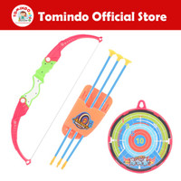 Tomindo Mainan Anak Laki Panah Panahan Archery Papan maenan cowok cowo