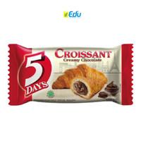 Roti Sarapan 5 Days Croissant 60 Gram