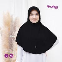 Jilbab/Hijab/Kerudung Anak Umur/Usia 9 10 11 12 13 14 15 Tahun Alsha L
