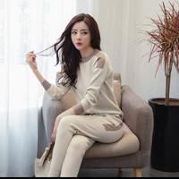 BAJU SETELAN WANITA IMPORT MODEL TERBARU STELAN OUTFIT KOREAN FASHION