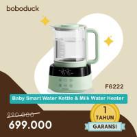 Boboduck Baby Smart Water Kettle Milk Thermostate F6222/ Warmer Heater