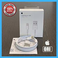 Lightning Cable Ori iPhone iPad 100% Original Apple Charger Kabel Data