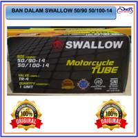 BAN MOTOR MERK SWALLOW UKURAN 50/90 50/100 RING 14