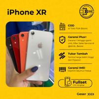 IPhone XR 64 GB - FULLSET - 64GB - APPLE - COD Semarang