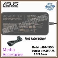 adaptor charger original asus ROG GL 503 GL 503V GL 503GE 19.5V-7.7A